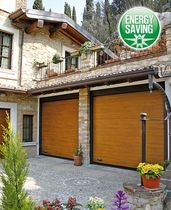 sectional automatic garage door MOVIDA DITEC