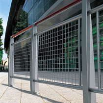 security barrier for public spaces DELTA  Concept Urbain