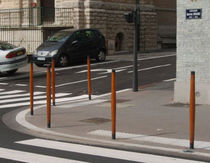 security bollard for public spaces ALBA AUBRILAM