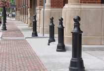security bollard for public spaces R-7593 Reliance Foundry Co. Ltd.