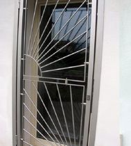 security grille for door  TUTTOFARE di Andriolo Giordano
