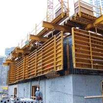 self-climbing formwork POWER TOWER Efco