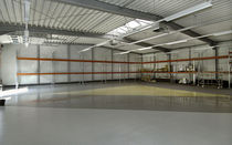 self-levelling epoxy resin flooring KEMPERDUR TC KEMPER SYSTEM