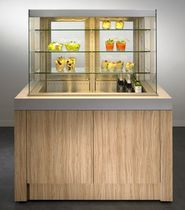 self-service refrigerated display case VISIO LINE VAUCONSANT
