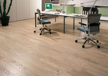 semi gloss oak engineered wood floor SMALL COLLECTION  Colema
