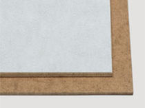 semi-rigid natural insulation panel in wood fiberboard for roofs BILLBOARD SPECIAL FunderMax