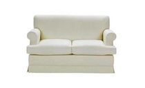 shabby chic traditional style sofa SOLANA 2 PZ Ka-International