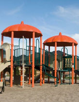 shade structure for playground PUMPKIN RTS Plastics