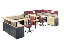 shared workstation for open plan office SA-BK Office Furniture Group