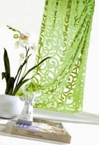 sheer curtain fabric VERTIGO 10155 SURCANAPE