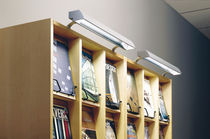 shelf light LIBRALINE by Bj&ouml;rn Tegnell SID, White Design FAGERHULT