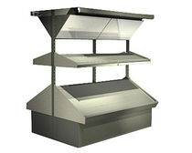 shelving for produce TRIANGULAR FRUITS DISPLAY  MAFIROL