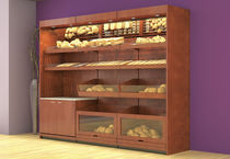 shop shelving MODULAR BREAD RETROBAR MAFIROL