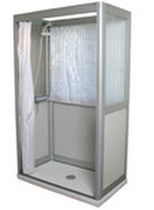 shower cabin for the disabled GLAN Mountway