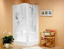 shower cabin with pivot door TEMPOFIT 90 Roth France