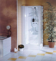 shower cabin with pivot door TEMPO 90  Roth France