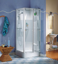 shower cabin with swing door TEMPO 80 Roth France