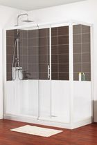 shower cabin KINEMAGIC 2 C Kinedo/watermatic