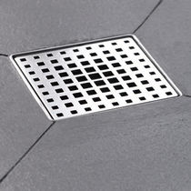 shower drain box grate  GEBERIT