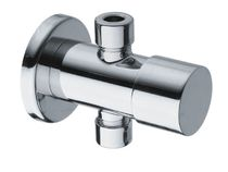 shower self-closing single handle mixer tap Q4 165 SILFRA
