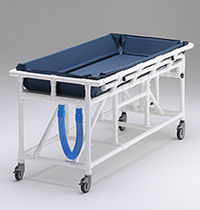 shower trolley for the disabled  RCN Medizin- und Rehatechnik