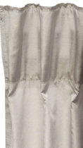 silk curtain fabric SCIROCCO Himla