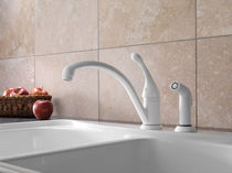 single handle mixer tap for kitchen COLLINS: 441-DST Delta