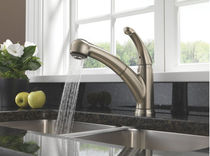 single handle mixer tap for kitchen PALO: 467-DST Delta
