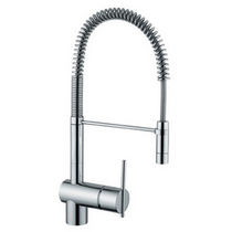 single handle mixer tap for kitchen SPIN - ZX3372 ZUCCHETTI RUBINETTERIA