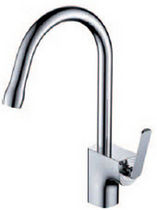 single handle mixer tap for kitchen ALGORA Marti 1921
