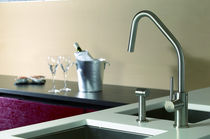 single handle mixer tap for kitchen LEUDO LS A2F