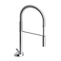 single handle mixer tap for kitchen with pull out spray ISY - ZP1270 ZUCCHETTI RUBINETTERIA