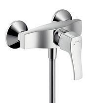 single handle mixer tap for shower METRIS CLASSIC    hansgrohe