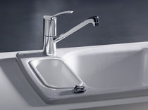 single handle mixer tap for kitchen MOAI ROCA
