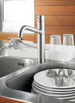 single handle mixer tap for kitchen STA95017 Neve rubinetterie