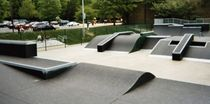 skate bench STEALTH-01 World Skate Parks