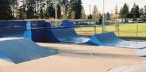skatepark half-pipe ramp PRO 14 World Skate Parks