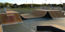 skatepark half-pipe ramp X-01 World Skate Parks