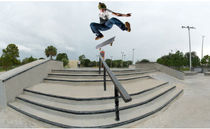 skatepark stair ST. PETERSBURG, FLORIDA TEAM PAIN