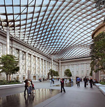 skylight ROBERT AND ARLENE KOGOD COURTYARD Josef Gartner