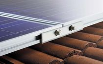 slanted-roof fixing system ZS TILE&amp;trade; Zep solar