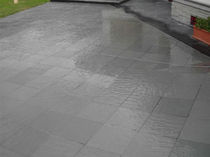 slate paving tile for exterior floors MATACON: ROUGH euroslate