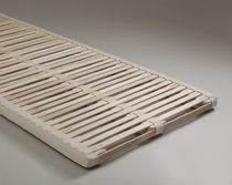 slatted double bed frame BASIC DORMO NOVO GmbH