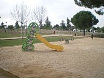 slide for playground LAS ROZAS Parques Infantiles Isaba