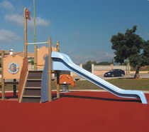 slide for playground LAMAR Parques Infantiles Isaba