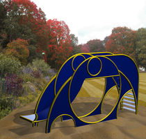 slide for playground BABOON ARTOTEC