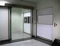 sliding automatic door for cleanrooms PHARMA-VISION™ Rytec