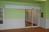 sliding automatic door for commercial buildings PSE L Pb2 Ponzi s.r.l.