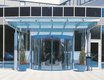 sliding automatic door for commercial buildings BST / FBST COMFORT LINE DORMA International