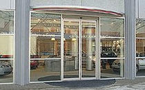 sliding automatic door for commercial buildings TEN DITEC italia
